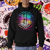 Special For Christmas Bring Me the horizon Logo Logo Hoodie Black and white