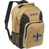 New Orleans Saints Southpaw  Backpack