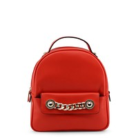 Versace Jeans - Women's Chain Compartment Backpack