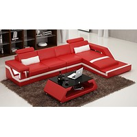 Luxury contemprory Sectional sofa Living room furniture