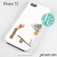 winnie the pooh Phone case for iPhone 4/4s/5/5c/5s/6/6 plus