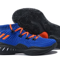 Adidas SM CrazyExplosive PK Vegas Basketball-Shoes - Blue/Black
