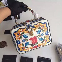 Dolce & Gabbana D&g Bag Theme Small #6