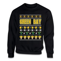 Green Bay - Ugly Christmas Sweater - T Shirt