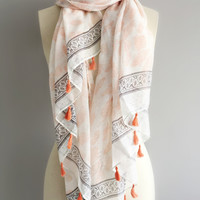 Indian Song Scarf