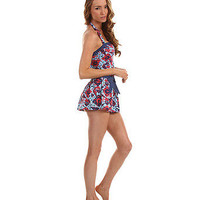 MARC by MARC JACOBS Bones Swimsuit Cover Up Mini Dress Small New + Tags $173
