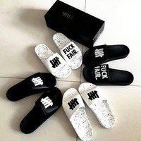 One-nice™ Undefeated Beach flip-flops - lovers' fashion slippers B-PSXY 4 style