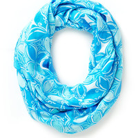 Lilly Pulitzer Riley Infinity Loop Scarf - What A Racquet