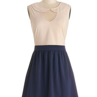 ModCloth Mid-length Sleeveless A-line It Takes Twofer Dress