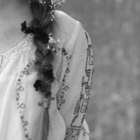 Victorian Embroidered Dress on Free People