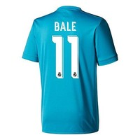 Real Madrid 3rd Bale Jersey 2017 / 2018 (Official Printing)
