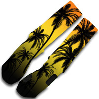 TROPIC SUNSET SOCKS