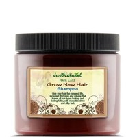 Grow New Hair Shampoo for Faster Growth - Just Natural