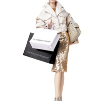 JASON WU DOLL EXCLUSIVE FOR MONTAIGNE MARKET