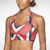 The Nike Pro Printed Women's Sports Bra.