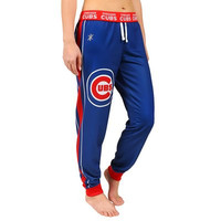 Chicago Cubs Official MLB Womens Jogger Pants