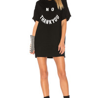 by the way. Clary T-Shirt Dress in Black | REVOLVE