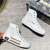 Dior B23 High Mens and Womens Sneakers Shoes