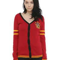 Harry Potter Gryffindor Girls Cardigan