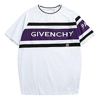 Givenchy Woman Men Fashion Embroidery Tunic Shirt Top Blouse