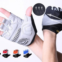 U&X® Mulit-functional Biking Gloves Cycling Bicycle Half Finger and Anti-slip Glove for Men & Women Hiking Riding Cross-country Summer Sport = 1741719172