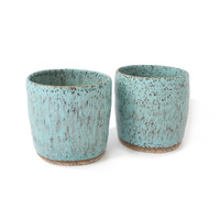 rennes — rennes Small Cups - Turquoise