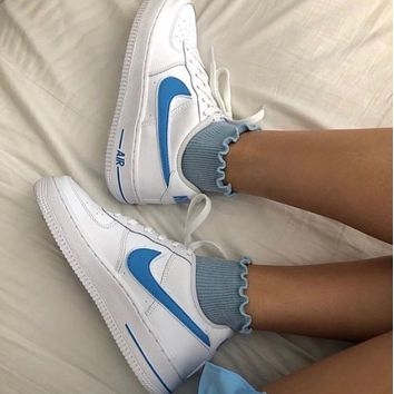 Nike AIR FORCE 1 Low top board shoes