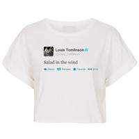 Louis Tomlinson Tweet Shirt