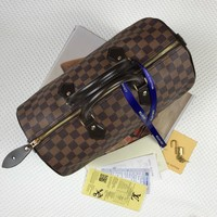 Louis Vuitton Speedy 35 #2972