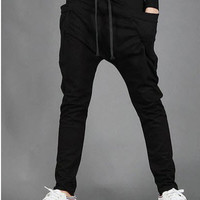 Casual Skinny Sweatpants Sport Pants Trousers