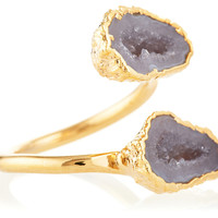 Waverley Crystal Geode Ring, Stone & Novelty Rings