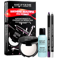 MAKE UP FOR EVER Birthday Beautiful Set