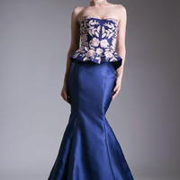 Prom Gown CD84153