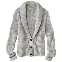 Mossimo Supply Co. Juniors Shaker Shawl Cardigan - Assorted Colors