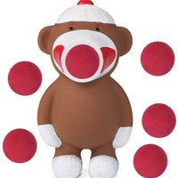 Hog Wild Sock Monkey Popper