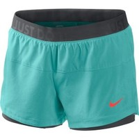Nike Women's Icon Woven 2-in-1 Shorts - Dick's Sporting Goods