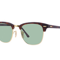 Look who's looking at this new Ray-Ban Clubmaster Polar Special Series