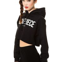The Dimepiece Cropped Hoodie