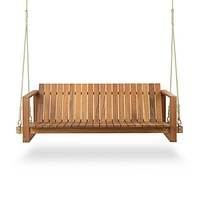 Bodil Kjaer Teak Outdoor Swing
