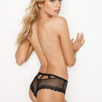 Shine Chantilly Lace Cheeky Panty - Very Sexy - Victoria's Secret