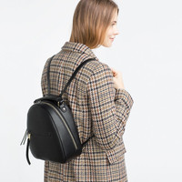 BACKPACK WITH ZIP