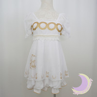 Sailor Moon Princess Serenity Bloomer Dress Free Ship SP141126 from SpreePicky