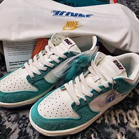Kasina x Nike Dunk Low sneakers skateboard shoes