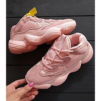 Adidas Yeezy Boost 500 Desert Rat Women Men Sneakers Sport Shoes