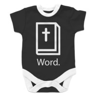 Christian Baby One-Piece