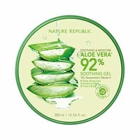 Nature Republic Soothing & Moisture Aloe Vera 92% Soothing Gel 300 ml / 10.14 fl. oz.