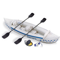 Walmart: Sea Eagle 330 Inflatable Kayak