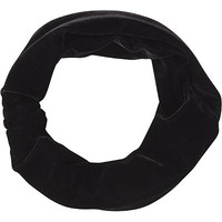 Black Velvet Fabric Headband | Ulta Beauty