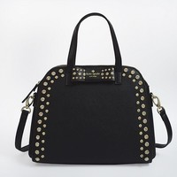 """Kate Spade"" Women Temperament Fashion Diamond Shell Bag Single Shoulder Messenger Bag Handbag"