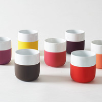 Royal Copenhagen Contrast Mugs: Warm Collection : MARCH